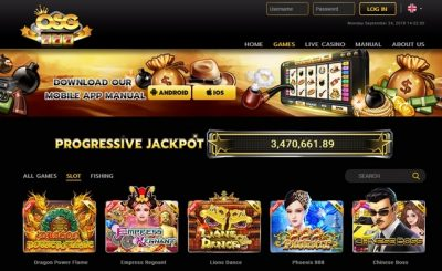 Mainkan Mesin Slot Osg777