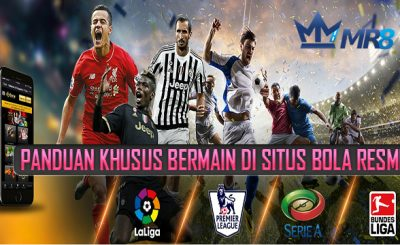 Strategi Pamungkas Mengawali Game Bola Mr8 Asia
