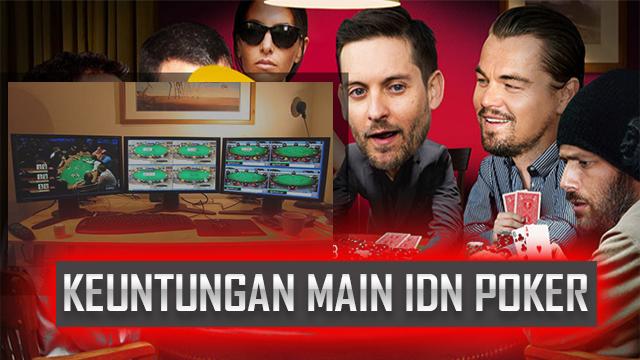 Manfaat Memainkan Game Online Poker Terpercaya