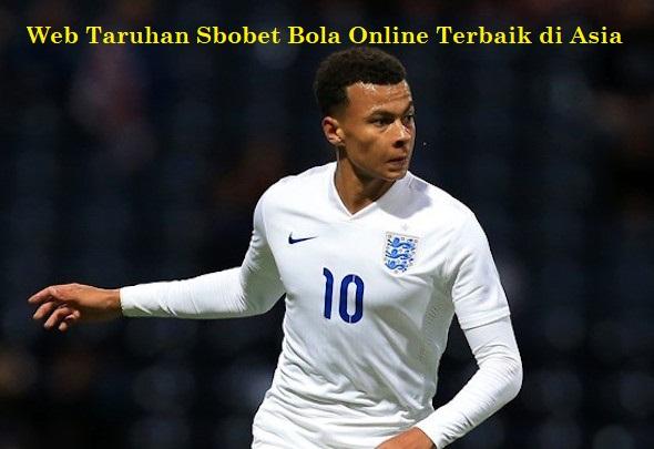 Web Taruhan Sbobet Bola Online Terbaik di Asia