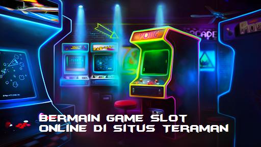 Bermain Game Slot Online di Situs Teraman